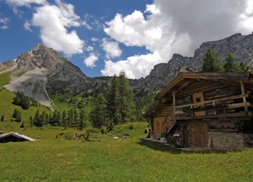 Baita Val San Nicolò