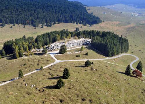 Forte Verle - Panorama