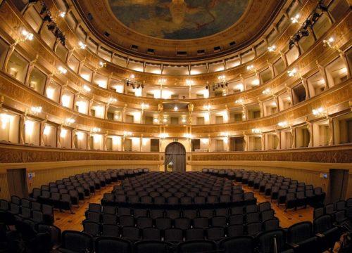 Trento - Teatro Sociale