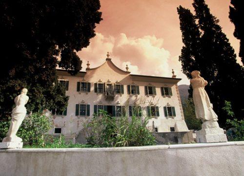 Villazzano - Villa de Mersi