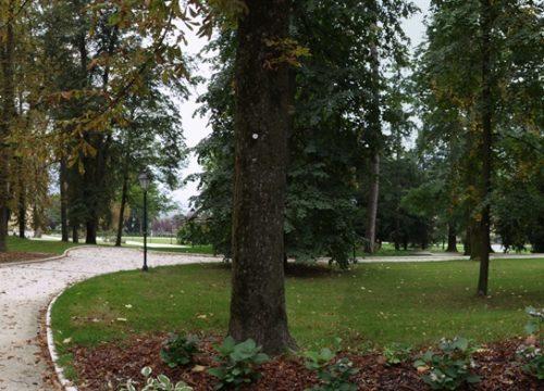 Roncegno - Parco