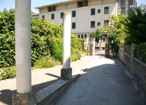 Trento - Giardini S.Chiara