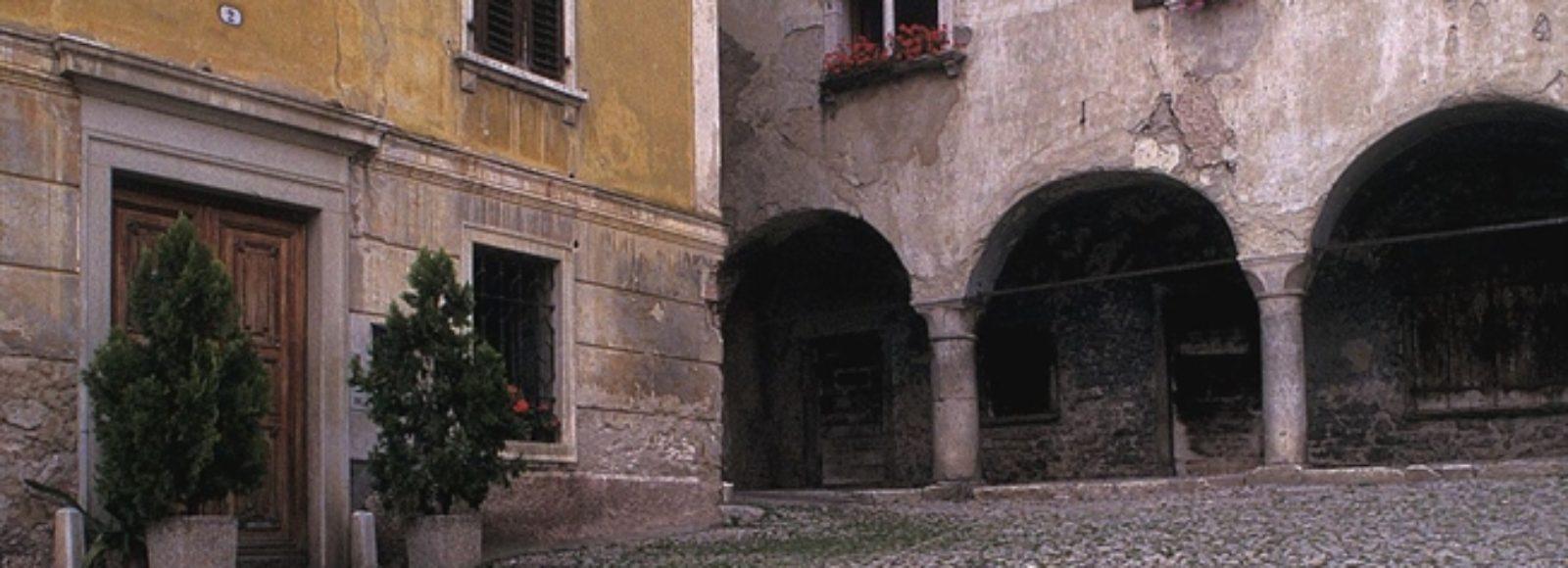 Pieve Tesino - Piazza Maggiore