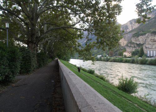 Trento - Giardini Lungo Adige