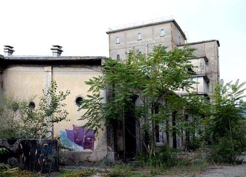 Mori - Fabbrica ex Montecatini