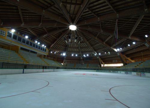 Cavalese - Palazzo del ghiaccio
