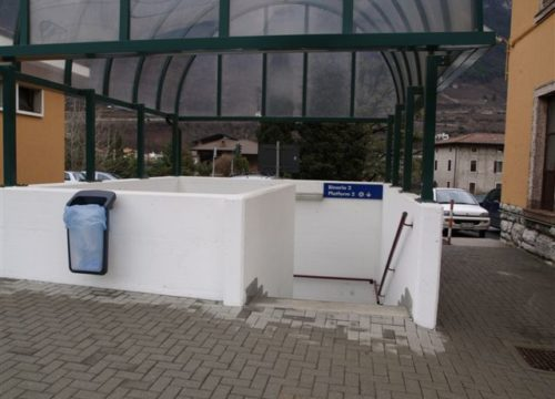 Stazione di Serravalle