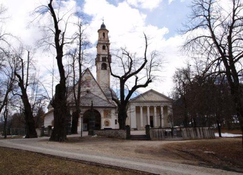 Cavalese - Chiesa
