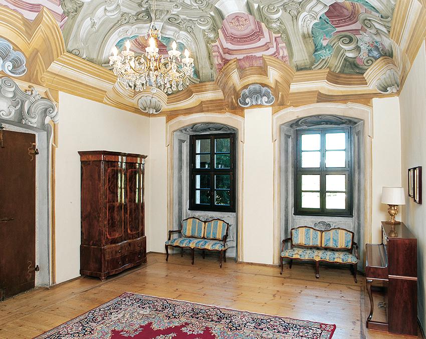 Villa nobiliare archives trentino film for Trento arredamenti