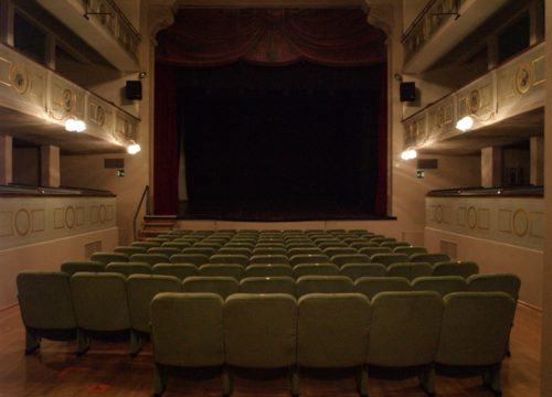 Mori - Teatro