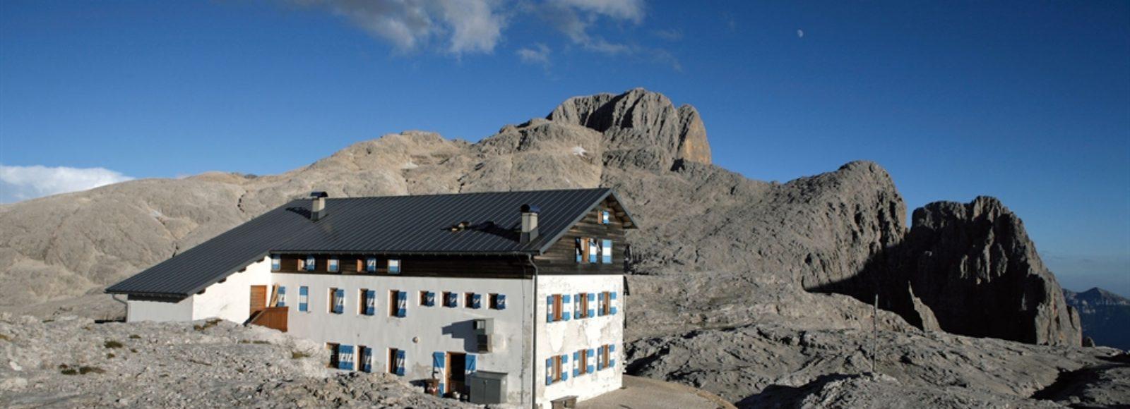 Pale di San Martino - Rifugio Rosetta