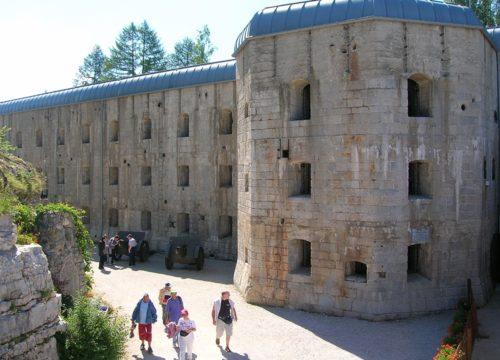 Lavarone - Forte Belvedere