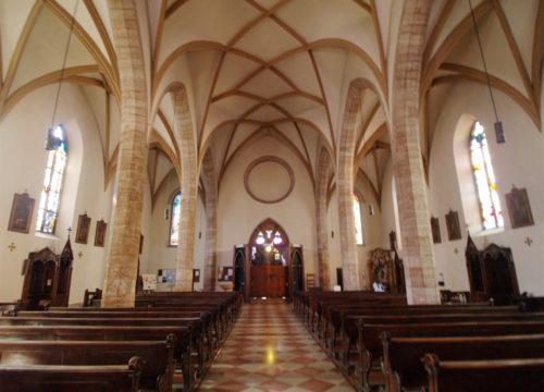 Trento - Chiesa San Pietro