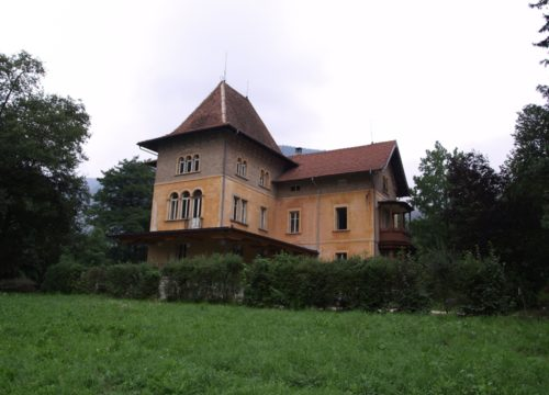 Roncegno - Villa Gordon
