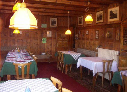 Passo Rolle - Capanna Cervino