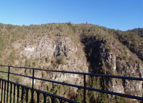Val di Non - Santuario San Romedio