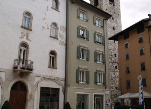 Trento - PIazza Pasi