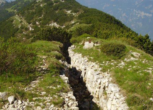 Folgaria - Passo Coe - Forte maggio
