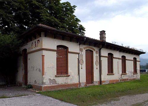 Roncegno - Stazione
