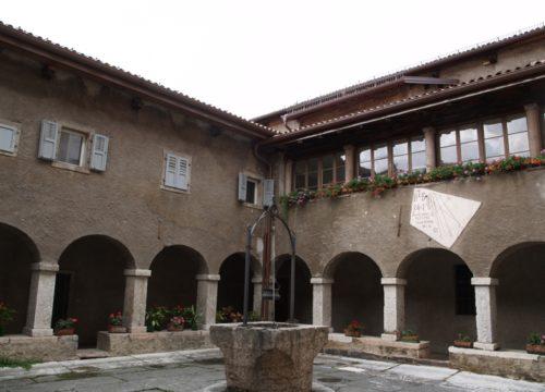 Trento - Convento francescani