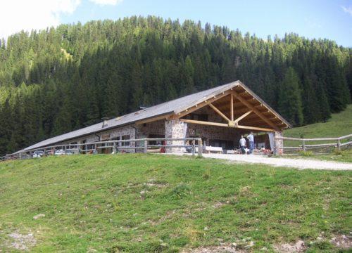 Val Venegia - Malga Venegia