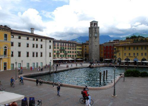 Riva del Garda - Piazza Catena