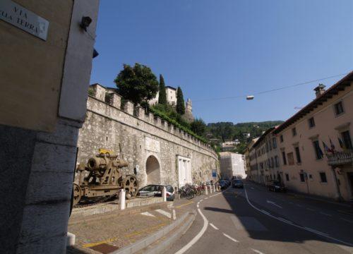 Rovereto - centro storico