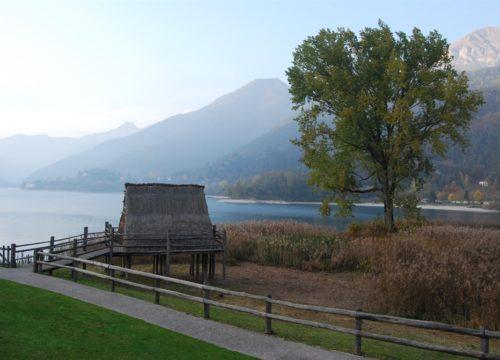 Palafitte - Lago di Ledro