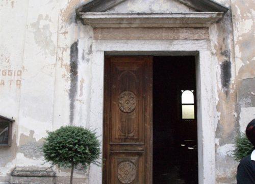 Roncegno - Chiesetta