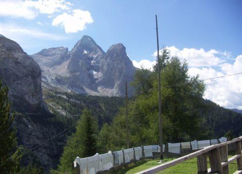 Fedaia - Rifugio Castiglioni