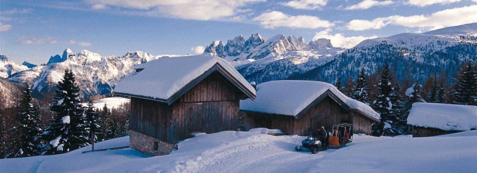 Val di Fassa - Rifugio Fuchiade